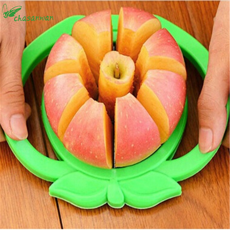 hot sale stainless steel Apple Slicer Fruit Vegetable Tools Kitchen Accessories Vegetable cutter Kitchen goods Kitchen tools.b