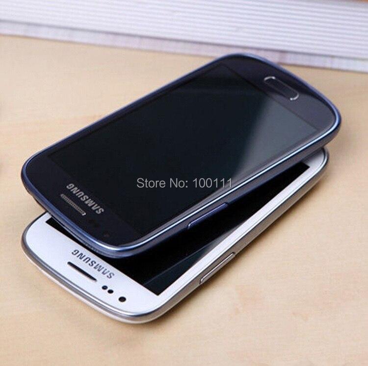 bilder für I8190 Original Samsung Galaxy S3 mini i8190 handy mit unlocked GSM Android Dual core Wifi GPS 5MP Kamera, Freies Verschiffen