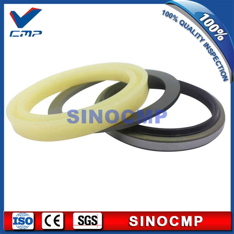 For Hitachi ZX210 ZX210-1 Track Adjuster Repair Seal Kit Excavator Gasket, 3 months warranty bespeco zx210