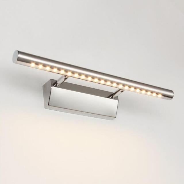 US $19.98 20% OFF Moderne wasserdichte led spiegelfront lampe einfache led  lampen high power wandleuchte Badezimmer Dusche zimmer wandleuchten led ...
