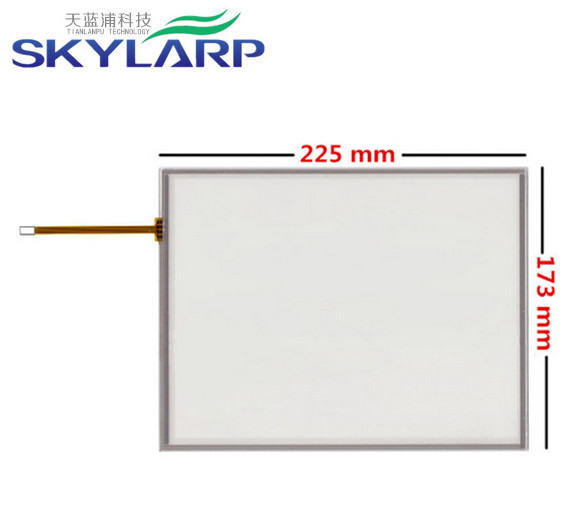 все цены на  original New 10.4 inch LCD touch panel 227mm*174mm digitizer For Industrial equipment touch screen  онлайн