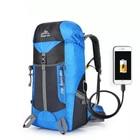 HIGHSEE Rucksack Outdoor Sport Backpack 45l USB Camping Bag Travel Hiking Backpacks Men Waterproof Outdoor Hiking Climbing Bag