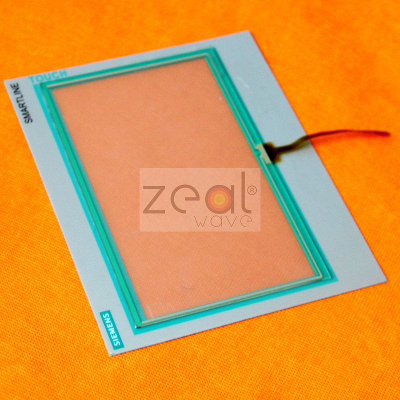 2pcs/Lot For  Touch Screen + Protective Film Smart700ie 6AV6 648-0BC11-3AX02pcs/Lot For  Touch Screen + Protective Film Smart700ie 6AV6 648-0BC11-3AX0