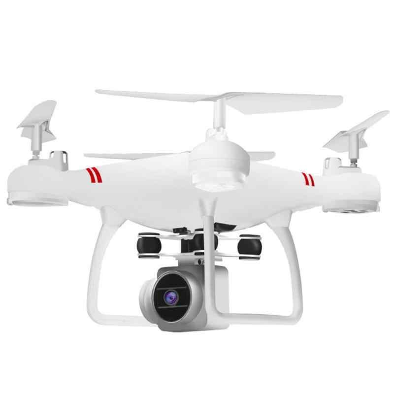 طائرة بدون طيار بدون طيار fj14w مزودة بنظام تحديد المواقع وخاصية تتبع واي فاي مزودة بكاميرا ذات زاوية واسعة عالية الوضوح بدقة 4 K/ تثبيت الارتفاع قابلة للطي ومتينة طائرة بدون طيار تعمل بجهاز للتحكم عن بُعد مع شحن مباشر