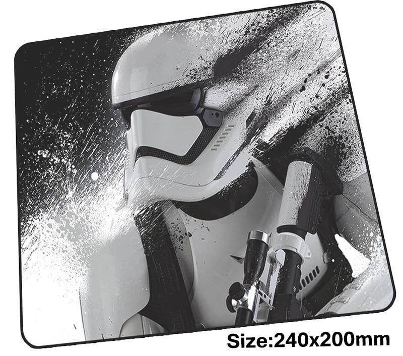 Звездные войны коврик для мыши gamer 240x200 мм notbook коврик для мыши HD узор игровой коврик для мыши большой моды коврик для мыши PC стол padmouse