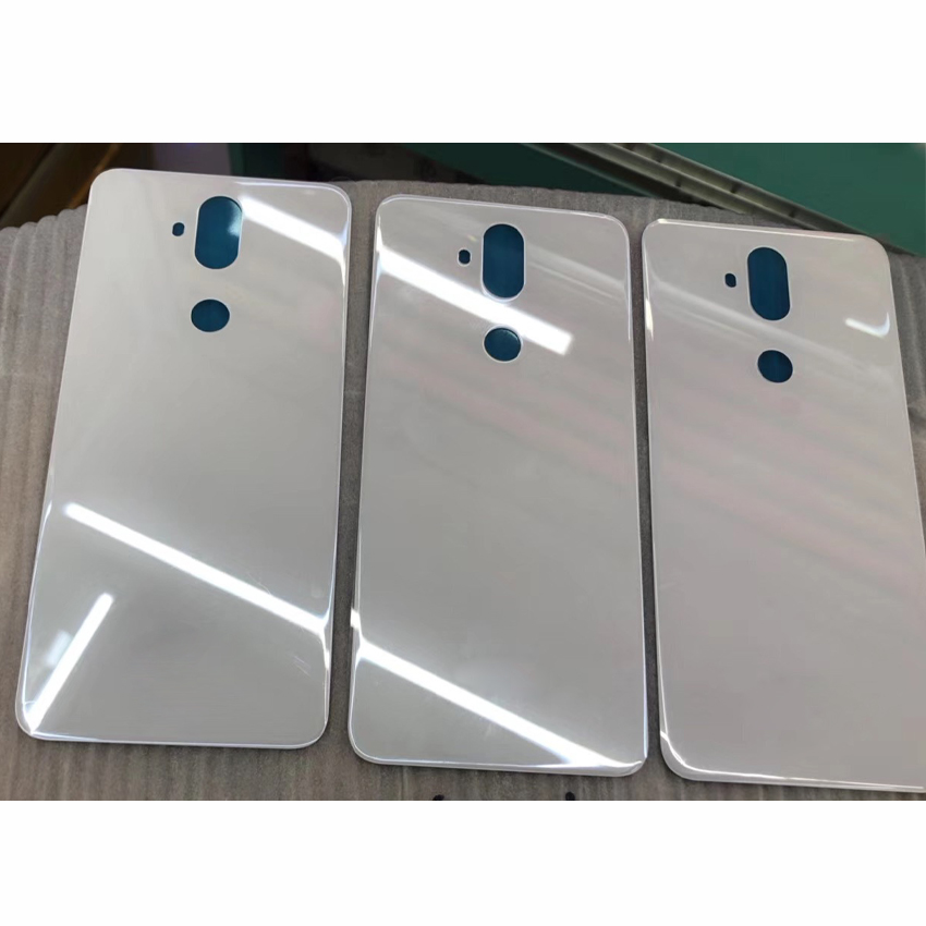 10pcs Battery Glass Cover Housing Rear Door For Asus ZenFone 5 Lite 5Q X017DA ZC600KL S630