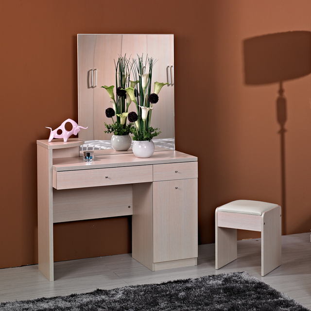 Residential Furniture Tables Cl Modern Dresser Dressing Table Mirror Mini Size Specials
