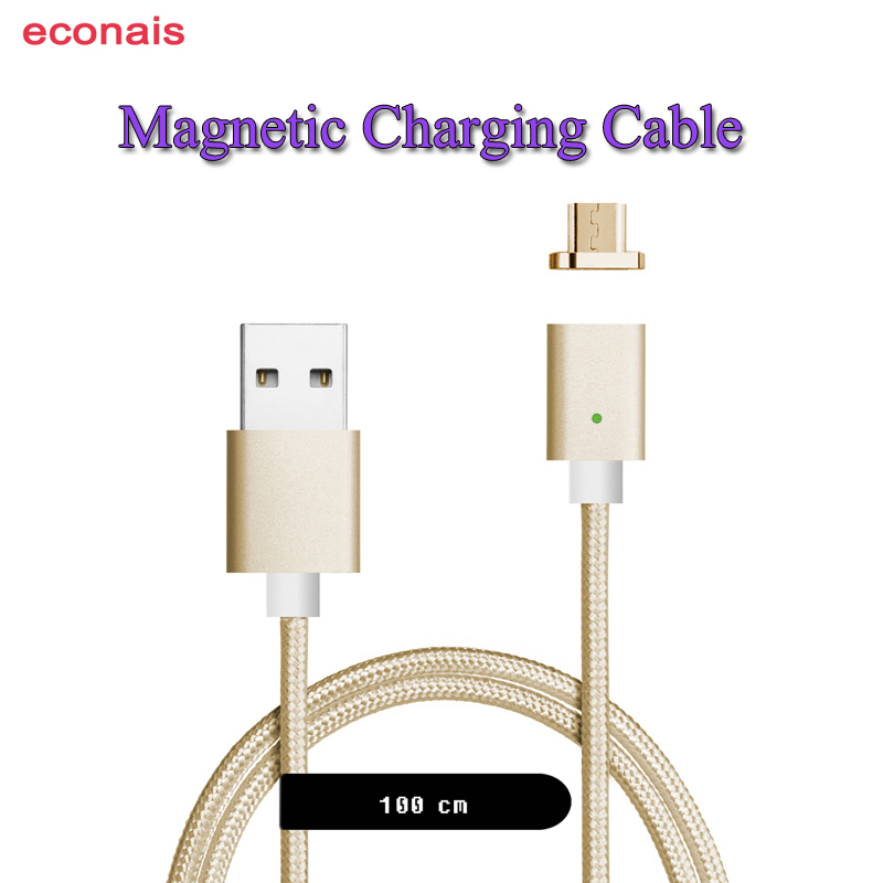 CANDYEIC Magnetic Charger USB Data Cable Phone Fast Charge For Xiaomi 4 Xiaomi 3 Micro USB Cable For Xiaomi Mi4 Mi3 Magnetic