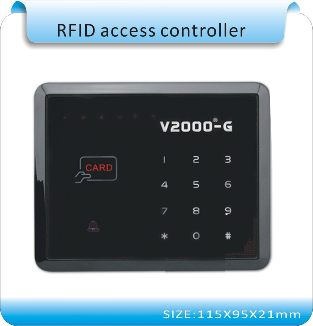 2014 Newest DC12V Touch access control RFID 125KHZ id card access control machine access control s велосипед cube access wls race 2014