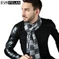 Diseño clásico de Invierno Chales Y Bufandas de La Manera Bufanda Para Hombre Hombre bufanda de Marca Mantones Calientes de Estilo Europeo Regalo Para Hombre Ventas Calientes