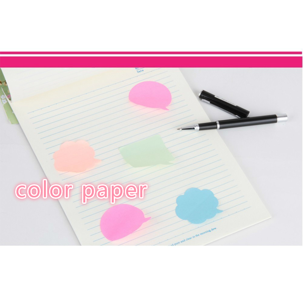 BPColor notes, paper paper, instant message paper memo pad kawaii notepad stickers WJ-BQB3 PUHUO8 fastnet force 10 rei paper only