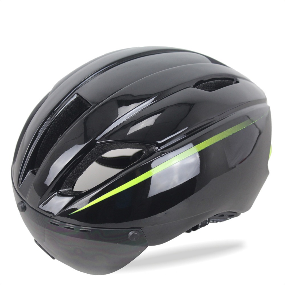 Ultralight In-mold Aero Bicycle Helmet Ciclismo 11 Vents Adult Cycling Helmets with Sunglasses adjusted Bicicleta Bici Casqu moon cycling helmet ultralight bicycle helmet in mold mtb bike helmet casco ciclismo road mountain bike safty helmet