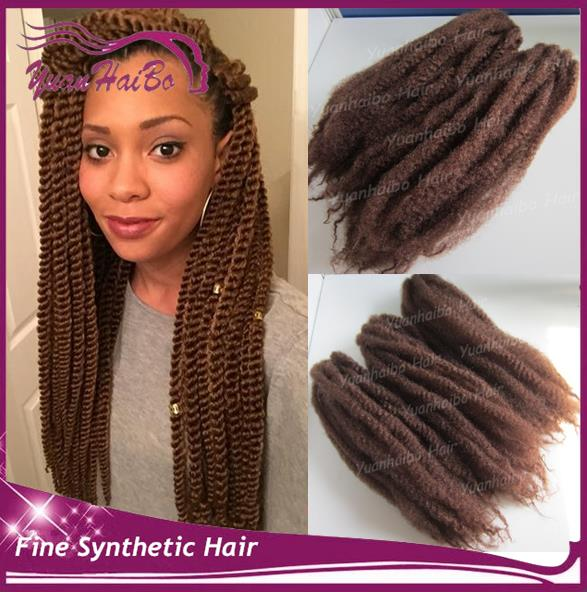 20in Fold Price 33 Synthetic Marley Braid Hair Afro Twists Braiding Extensions