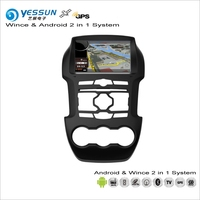 YESSUN For Ford Ranger 2011~2013 Car Android Multimedia Radio CD DVD Player GPS Navi Map Navigation Audio Video Stereo System