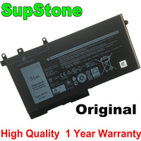 SupStone 51WH Dell Latitude 5280 5480 5580 5290 5490 5590 4YFVG 배터리 용 정품 새 원본 93FTF 노트북 배터리
