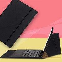 Bluetooth Беспроводной клавиатура с ПУ кожаный чехол для 10.1 дюймов Win 8 Win 10 Tablet новый и в высокого качества