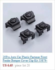 50 шт крепеж для двери автомобиля 45x53 мм Фиксатор бампера