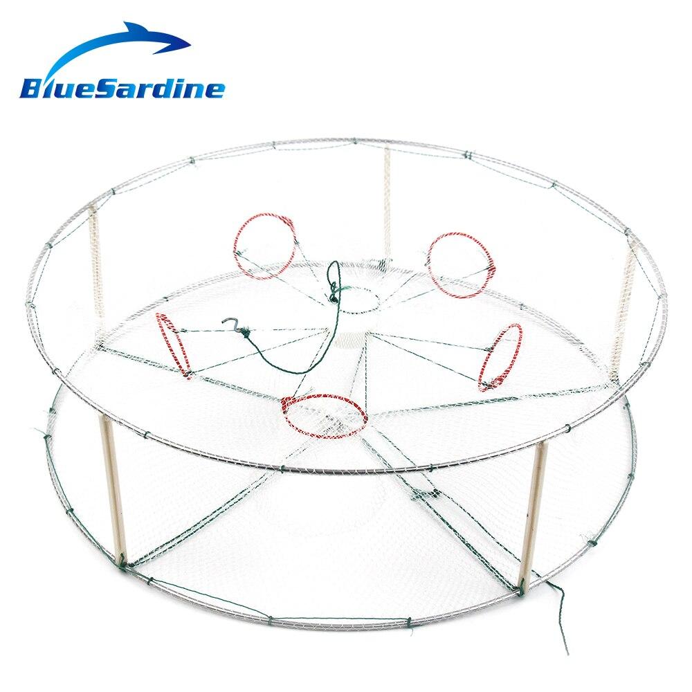 Aliexpresscom Buy BlueSardine Large Round Fishing Net Handmade
