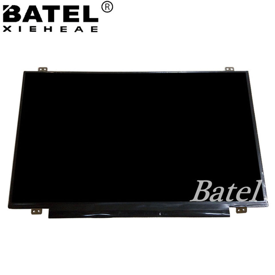 14.0LED LCD for Dell Latitude E5470 Screen WXGA HD 30 Pin Connector eDP LED Display new laptop 15 6 led screen b156htn02 1 for dell latitude 3540 1920x1080