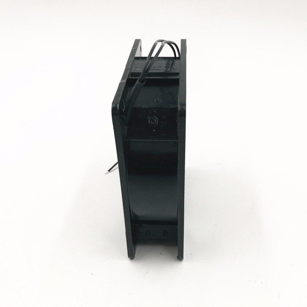 Cooling fan R12038 120mm 23W Sleeve Bearing 220-240V Axial fan