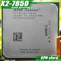 Athlon 64 X2 7850 2.8GHz Dual Core Processor Socket AM2/AM2+ 940-pin cpu, 64-bit, 95W L3=2M, free shipping, there are, sell 7750