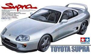 1/24 Supra Scale Assembly Car Model Building Kits Tamiya 24123 Free Shipping