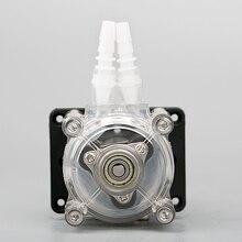 Перистальтический насос постоянного тока 12 V/24 V большой поток дозирующий насос для вакуумный Аквариум Лаборатория аналитического