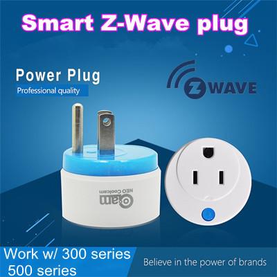 z wave EU plug promot