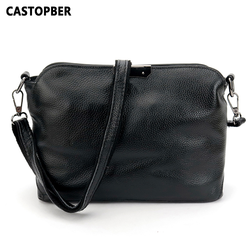 Fashion Women's Bags Famous Brands Soft Cowhide Genuine Leather Handbag Women Messenger Shoulder Bags Luxury Designer Famous Bag luxury women bag new 2017 europe fashion sequin embroidery patent leather famous brands designer handbag women messenger bags