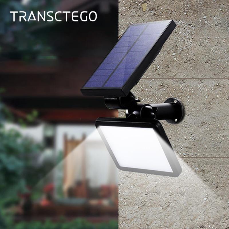 36 DEL Solaire Mouvement Capteur Jardin Sécurité Lampe d/'extérieur étanche lumière