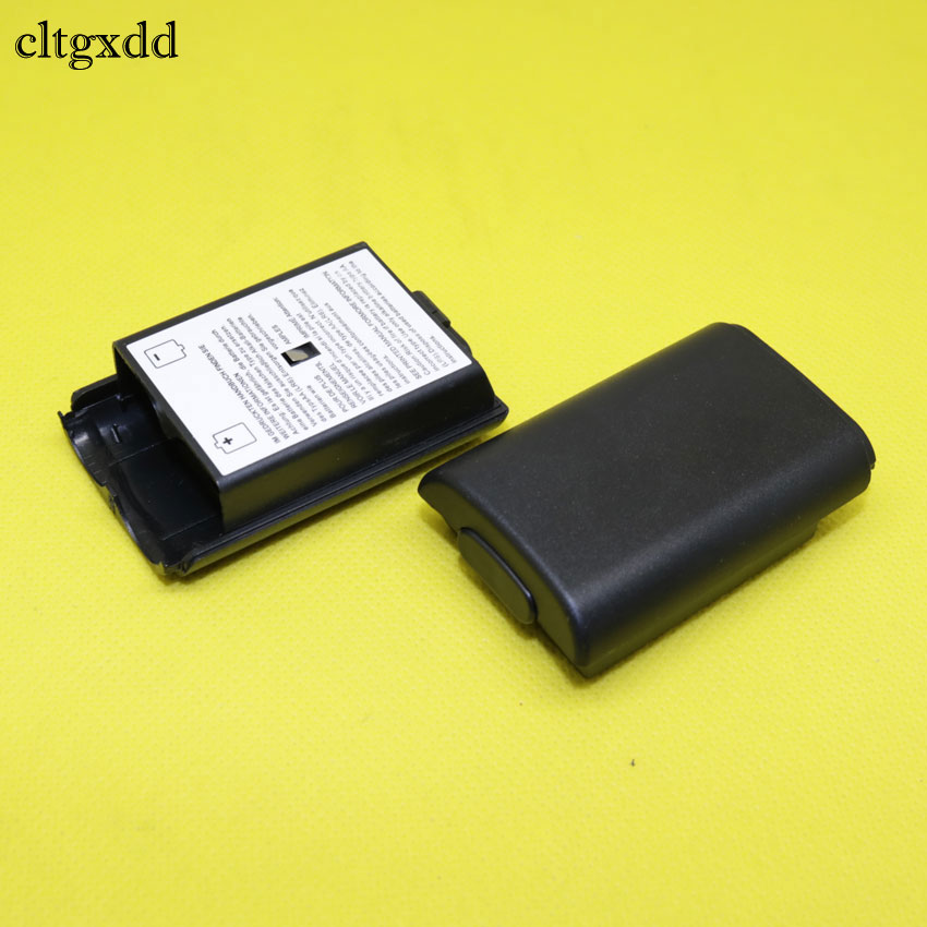 cltgxdd YX 015 15PCS Battery Case Cover Shell For Xbox 360