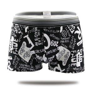 Image 4 - Lato Sexy bielizna męska 10 sztuk/zestaw Cartoon bokserki Calzoncillos Hombre męskie kalesony męskie majtki dla mężczyzn bokser Homens
