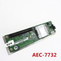 Industial 68 Pin ACARD AEC 7732 SCSI to SATA Bridge Adapter for SATA ODD 7732 R3.1 2 ACARD
