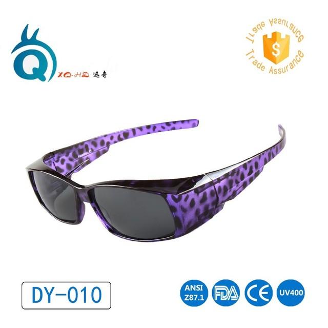 Lente Polarizada óculos de sol do esporte ao ar livre Tampa Caber Sobre óculos de Sol Desgaste Sobre óculos de Miopia Para Corrida Esportes Ao Ar Livre óculos de Sol