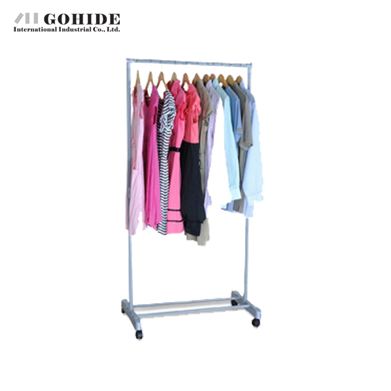 Gohide Combination Hanger Drying Racks Yj75-1 Coat Racks Simple Assembly Clothing Racks Hanger Furniture Folding Clothes