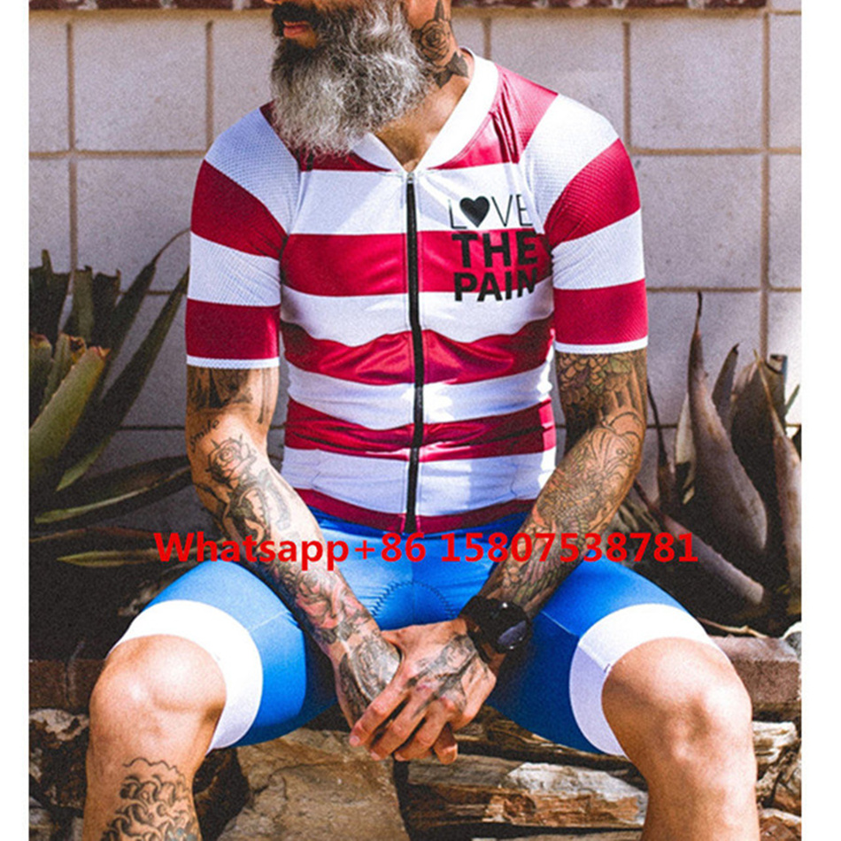 Good quality and cheap trisuit men in Store Sish