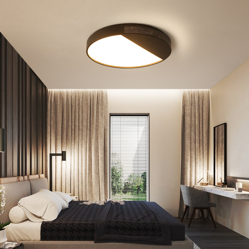 Diameter 400/500/600mm Living Study Room Bedroom Ceiling Chandelier Modern Led Minimalism Chandelier luminaire аквариум 500 600 литров