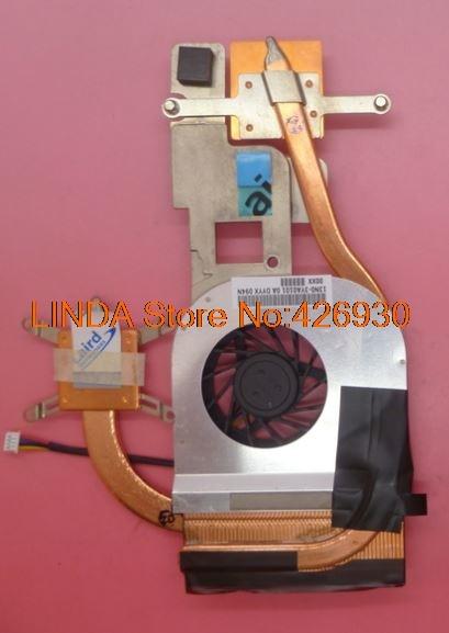 Laptop CPU FAN&Heatsink For ASUS A8 A8T X202E G60J G60JW G60JX G51J G51JX 13GNIQ1AM011-1 MG60120V1-C120-S99 DC 5V asus g60j купить в москве