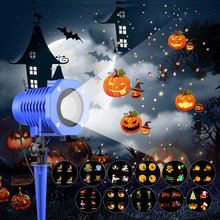 12 Patterns LED Christmas Laser Snowflake Projector Waterproof IP65 Outdoor Garden Laser Projector Spotlight Disco Xmas Lights alien outdoor ip65 rg snowflake five pointed star laser light projector waterproof garden xmas tree christmas decorative lights