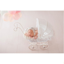 Newborn Posing Baby Photography Props Cradle Shooting for Photo Shoots Assembled Girl