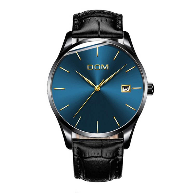 2018 Fashion Quartz Watch Men Watches Top Brand
