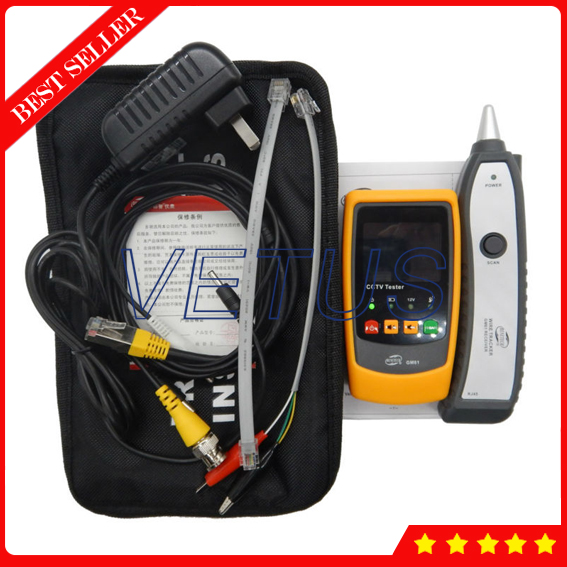 GM61 CCTV Tester Wire Tracker with Hunt features