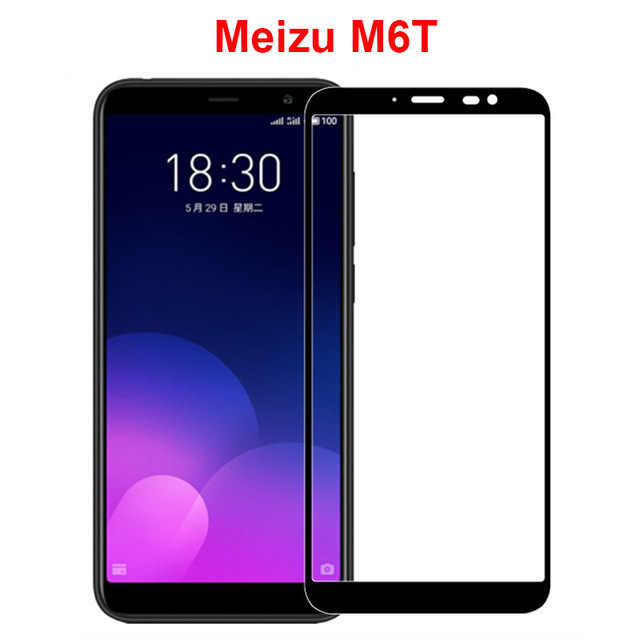 GerTong Tempered Glass For Meizu M6T Screen Protector For Meizu M6T Tempered Glass For Meizu M6 T M 6T Protective Glass Film