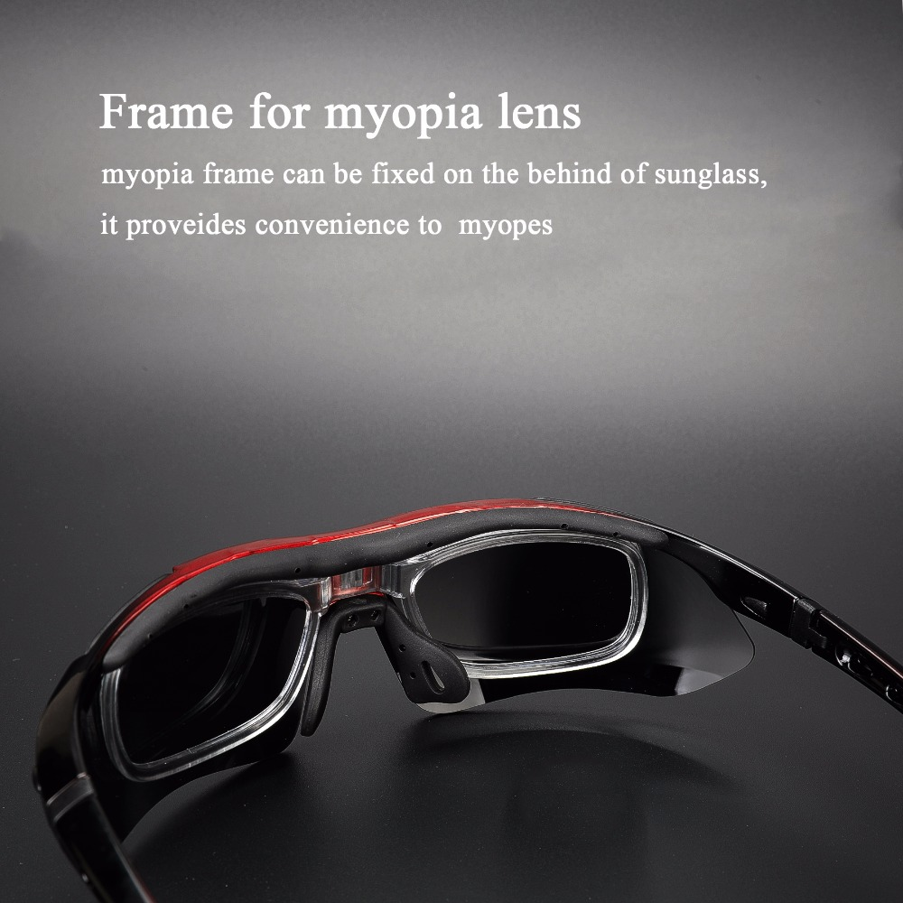 Syzet e çiklizmit profesional të polarizuar për biçikleta Syze - Çiklizmit - Foto 5