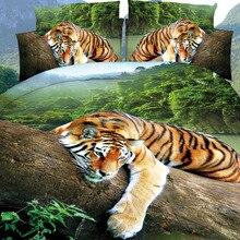 Лучшие. WENSD суперволокнистые 3D леопардовые розы/Животные комплекты постельного белья-двуспальная кровать цветочный пододеяльник комплект-плоское покрывало+ наволочка