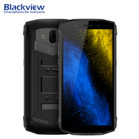 Blackview BV5800 IP68 Waterproof Phone 18:9 Android 8.1 Quad Core 2GB+16GB Dual 4G Sim Smartphone 5.5 Inch NFC 5580mAh Celular