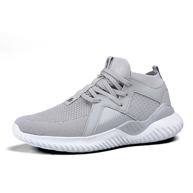 2019 nouvelles chaussures pour hommes Plus Size39-44 appartements pour hommes de haute qualité chaussures hommes décontractées grande taille mocassins à la main chaussures pour hommes 5JS1812