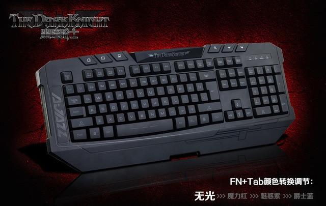 dark knight keyboard