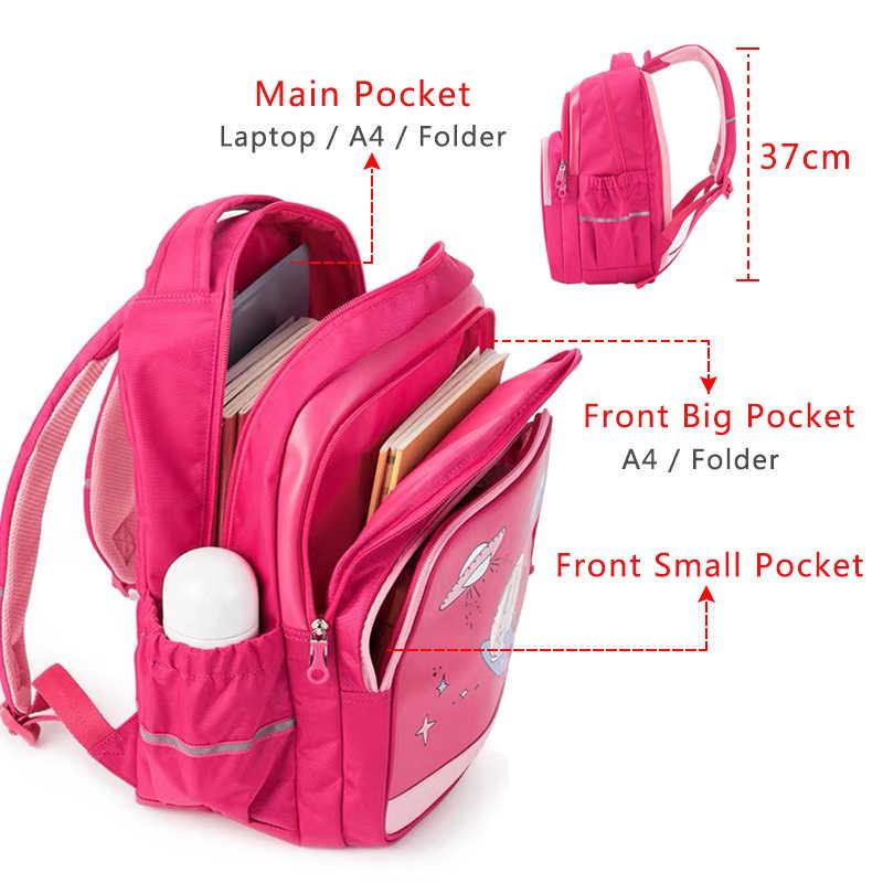 Детский рюкзак школьные ранцы для мальчиков динозавры сумка Детские сумки, рюкзаки ортопедические детские PU Mochila Escolar