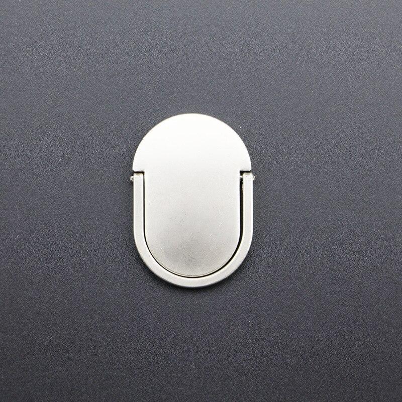 Nuevo Universal Metal Finger Ring Teléfono móvil Smartphone Soporte - Accesorios y repuestos para celulares - foto 5